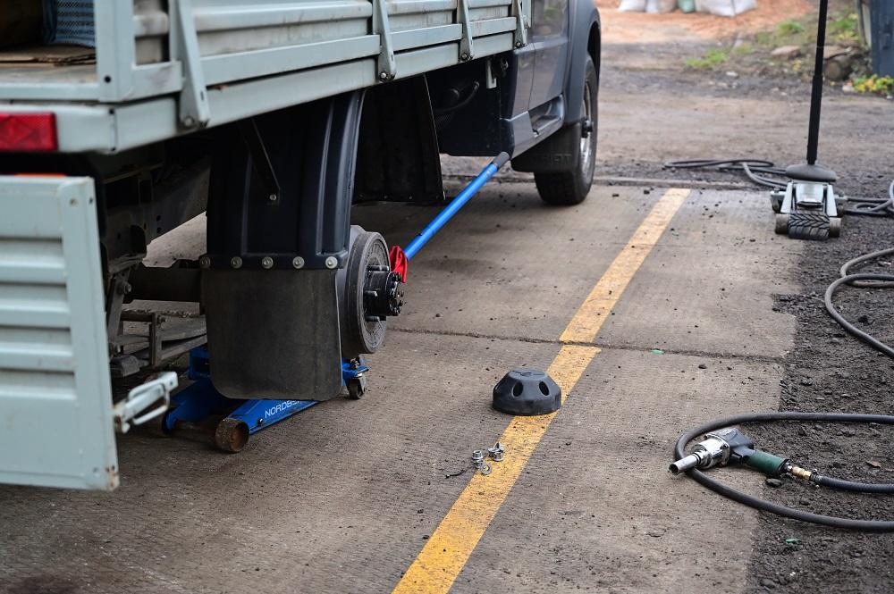 Mobilny serwis aut ciężarowych Bydgoszcz